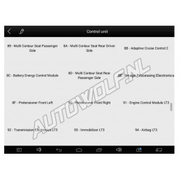 Xtool PS90 Professionele diagnose apparaat tablet