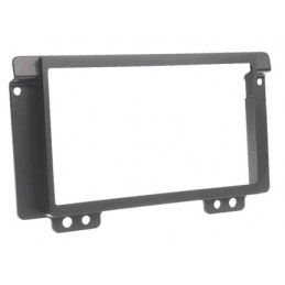 2 DIN panel, Freelander to ISO