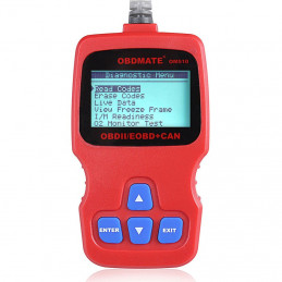 OM510 EN OBD2 manual scanner