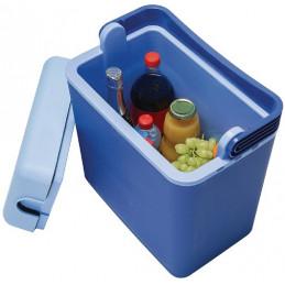 21L koelbox 48W 12V blauw