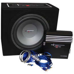 Excalibur X3 BassPack (BoomBox 1000W Amplifier 1000W/cable kit)