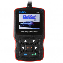 C500 OBD2 BMW / Mini / Honda/ VW OBD2 manual scanner