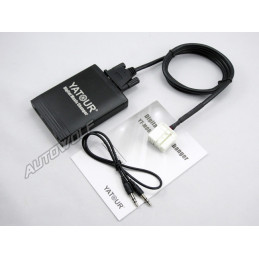 Suzuki aux, sd, usb audio interface SUZ2