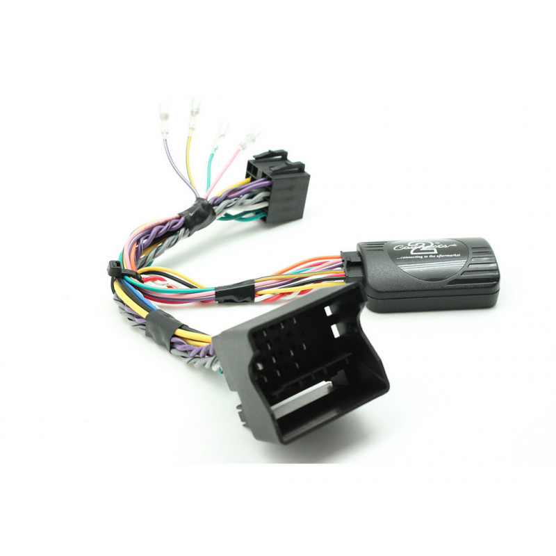 Stuurwielinterface for Mercedes-Benz A, B, C, ML, R, Sprinter, Vito, Viano and VW Crafter
