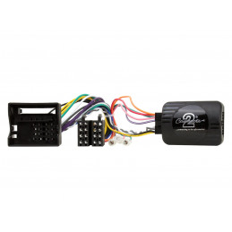 Stuurwielinterface for Peugeot 207, 208, 3008, 307, 308, 407, 5008, 607, 807, partner, rcz