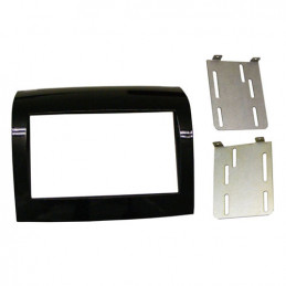 2 DIN panel Ducato - Fiat to ISO 3