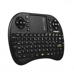 2.4Ghz mini draadloze toetsenbord met touchpad