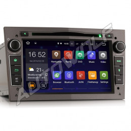 AW3360P Opel 7 inch Android navigation, multimedia, car pc DAB
