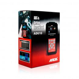 AD610 OBD2/EOBD + ABS Airbag en SAS handscanner