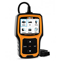 AD410 OBD2 EOBD CAN-manual scanner GB