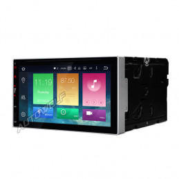 2DIN 6.95 inch Android navigatie, dab met een octacore processor en 2gb tb697p