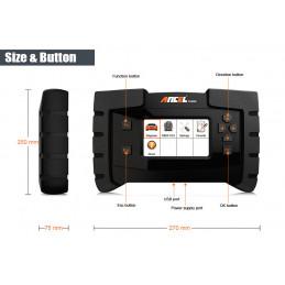 IFIX919/FX4000 OBD2/EOBD multi-systeem professionele handscanner