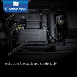 VAG007 VW, Audi, Seat, Skoda and OBD2 vehicles