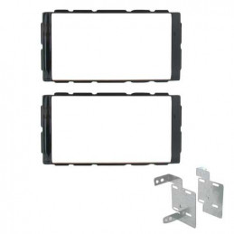 2 DIN Panel for Nissan micra, note