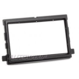 2 DIN panel for Ford to ISO F150, edge, expedition, explorer, f250, f350, fusion, mustang