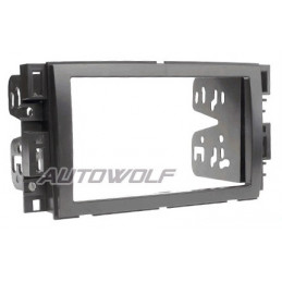 2 DIN panel for Chevrolet, Buick, GMC, Hummer, Pontiac, Saturn and Suzuki