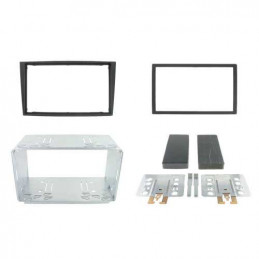 2 DIN panel Opel to ISO 2