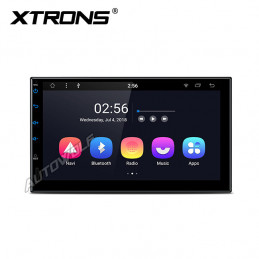 2DIN 7 inch Android 8.1 car stereo navigation, dab with a octacore processor and 2gb of ram and 32GB of storage