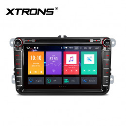 AW9315VS-3 8-inch Android 8 navigation, multimedia car pc with DAB, car kit and wi-fi, octa-core processor