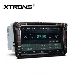 AW9315VS-3 is an 8-inch Android 8, navigation, multimedia, car pc DAB radios, car kit, wi-fi, octa-core processor