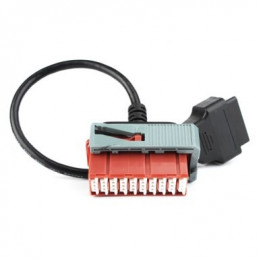 Peugeot / Citroen 30 pin to 16 pin OBD2