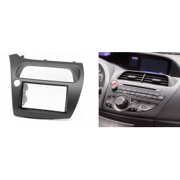 copy of 2 DIN panel Honda...