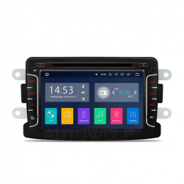 "7 "" Android car radio..."