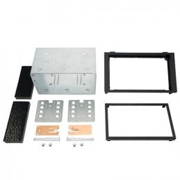2 DIN paneel Saab 9-3 naar ISO