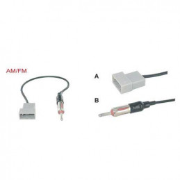 Radio antenne adapter Subaru