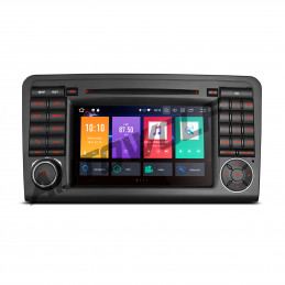 AW5720S autoradio with android for mercedes ML, W164, X164