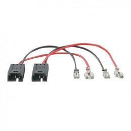 speaker adapter set voor Citroen berlingo, Jumper, Ducato, Lancia Y10