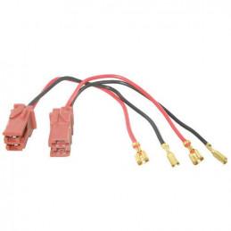 Speaker adapter set voor Fiat