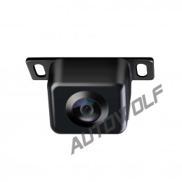 front camera car radio, suitable for mounting in front bumper