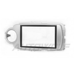 toyota yaris 2din instructure panel