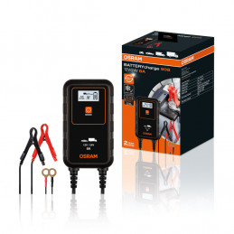 Osram battery charger 12/24...