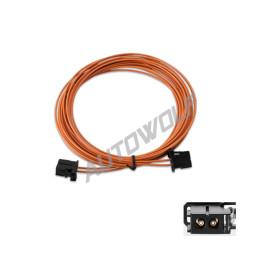 fiber optic verlengkabel van 5 meter